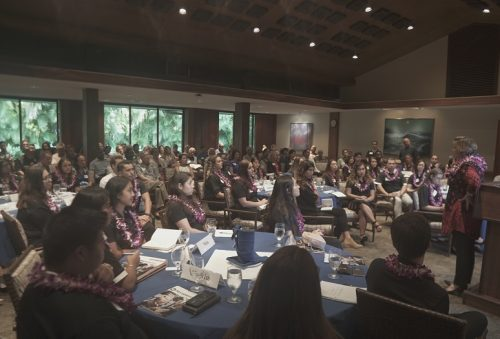 2018 Hogan Entrepreneurial Program Kick Off