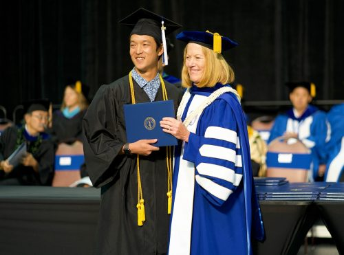 2018 Fall Commencement Ceremony