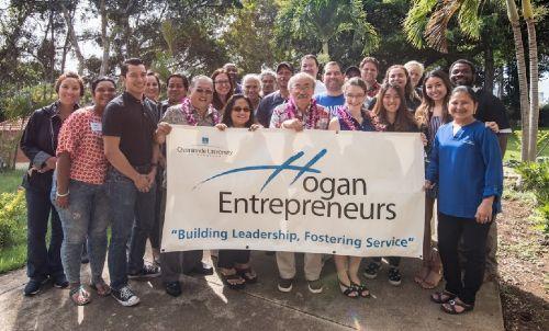 Hogan Homeless Workshop