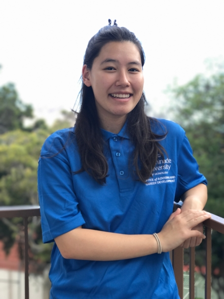Reyna Bodnar, NSO Leader