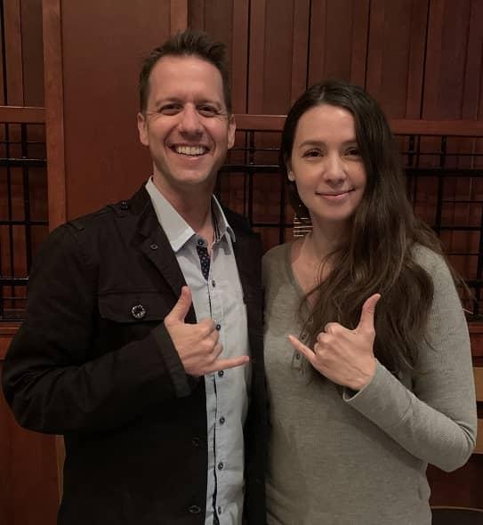 Dr. David Carter and Jennifer Lai Hipp '17