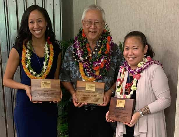 Lunden D. Head, Dr. Steven Choy and Dr. Lianne T. S. Philhower