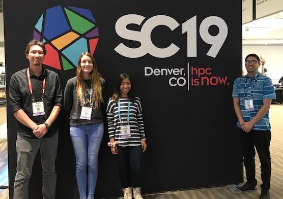 Students at Computing4Change in Denver, Colorado