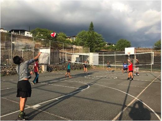 Volleyball Intramural