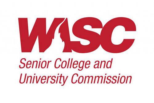 WASC Senior College and University Commission logo