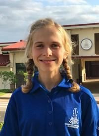 Hannah Hovestol, NSO leader