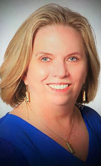 Kristine Stebbins '87, senior vice president and director of digital experience innovation and technology at Bank of Hawai'i