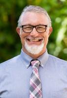 Peter Steiger, Ph.D., religious studies professor in the School of Humanities, Arts and Design