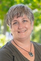 Dana Monday, assistant professor, School of Nursing and Health Professions